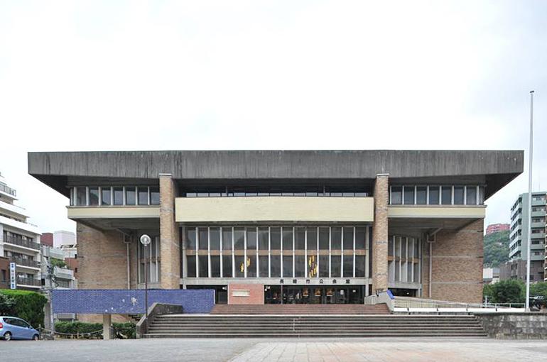 長崎市公会堂 | 長崎都市遺産研究会